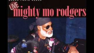 Mighty Mo Rodgers - Black Paris blues.wmv