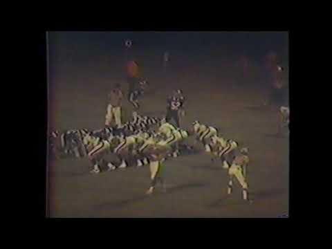 1981 Southland Academy Raiders at Terrell Academy Eagles (football)