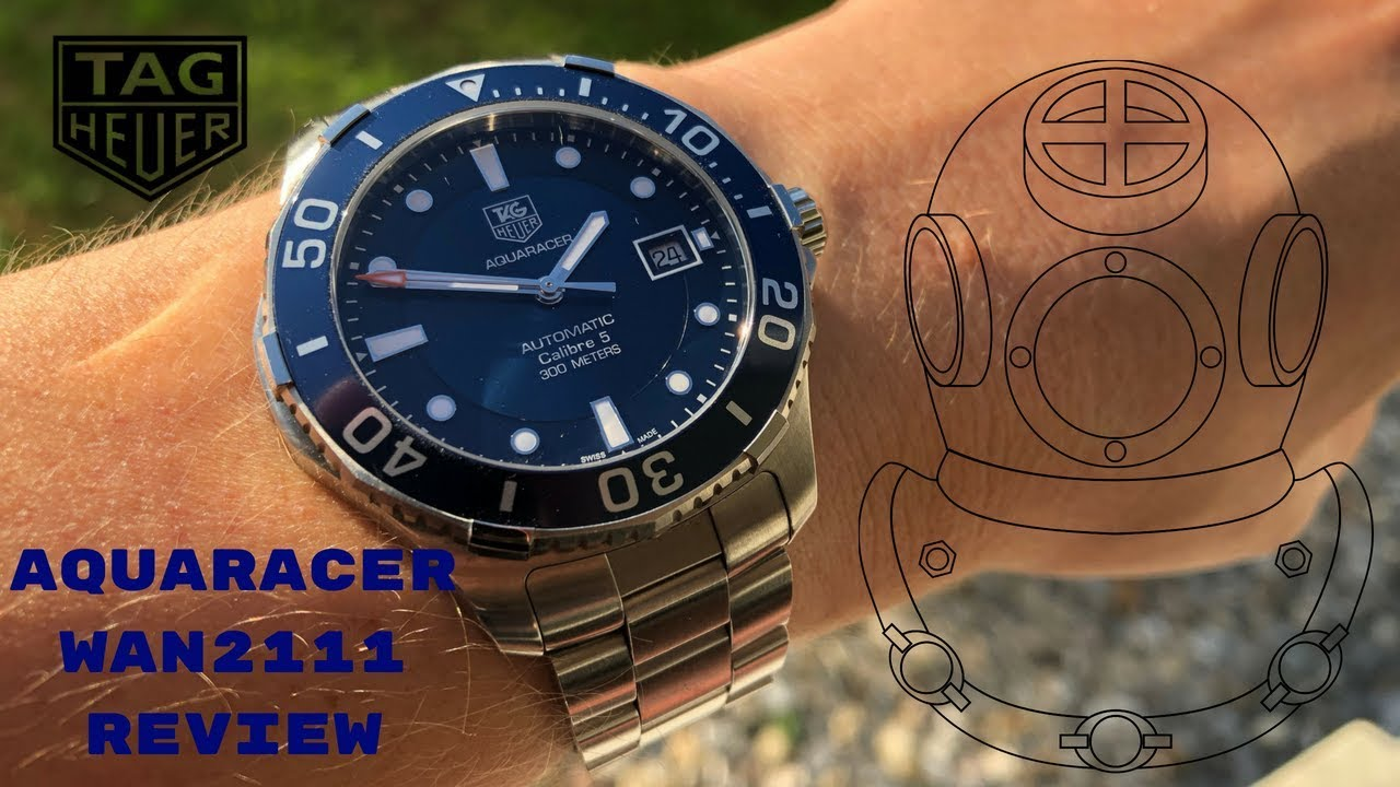 This Tag: Why Is This Watch Controversial? TAG Heuer Aquaracer