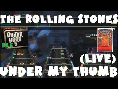 The Rolling Stones - Under My Thumb(Live) - Guitar Hero 5 DLC Expert Full Band (September 3rd, 2009)