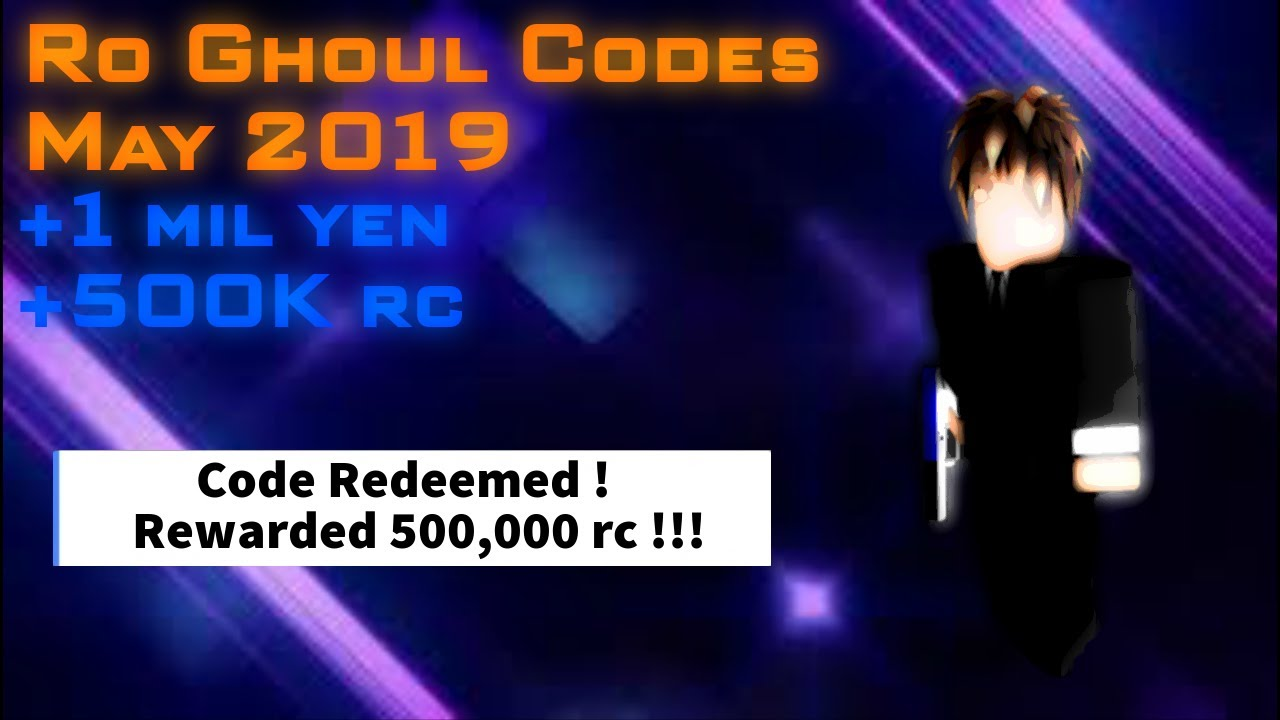 Ro Ghoul Ro Ghoul Codes May 2019 Youtube