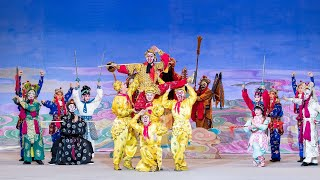 Live: Unveil selected scenes 'Uproar in Heaven' of traditional Peking Opera repertoires