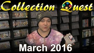 SNES Collection Quest 17 - March 2016