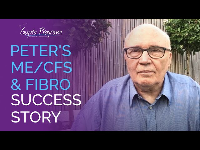 Peter's CFS & Fibromyalgia Success Story- Gupta Program