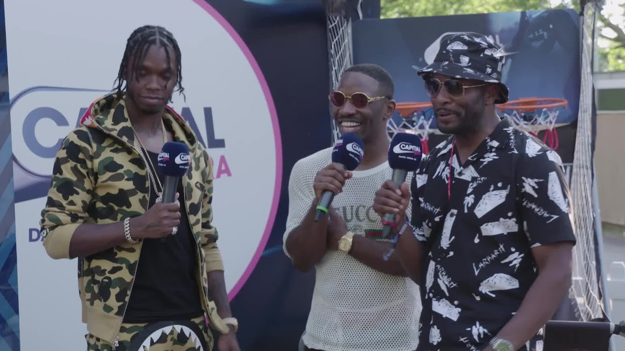 Krept and Konan On Staff Issues, Running Out Of Chicken And More At Crepes And Cones