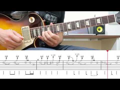 Sweet Child O' Mine (Solo 3) - Lesson - With Tabs