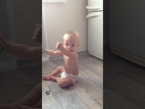 Малыш начинает говорить- не остановишь!