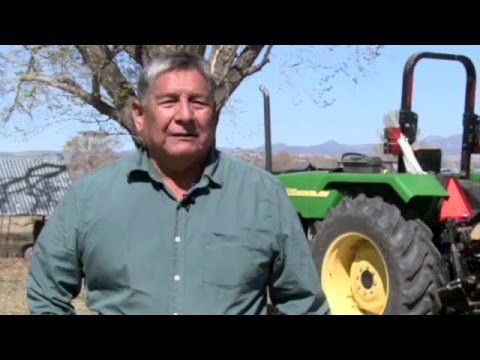 Southern Pueblo Beginning Farmer and Rancher program