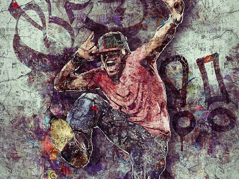 Street Art Photoshop Effect Tutorial