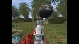 Paintball PC Game - Breaking50Mod - Mutantsoft