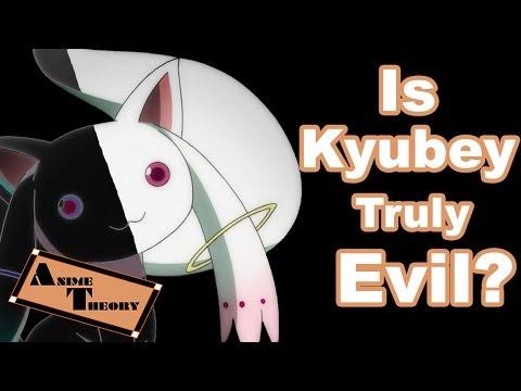 anime theory is kyubey truly evil madoka magica theory