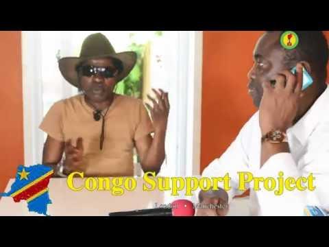 Zaire TV: General Zube Zube sima zanga file indien mozindo ngomba zapata Matche esili