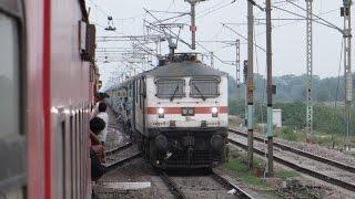 New Delhi Howrah Poorva Express: LHB Full Journey Compilation Part I