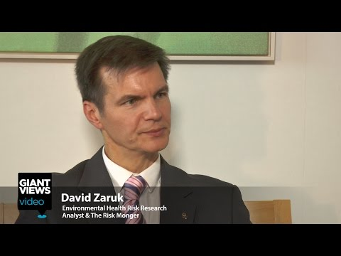 Giant Views - ESA Annual Meeting 2015 - David Zaruk - The Risk Monger