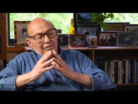 ▶ Ray Kurzweil Interviews Marvin Minsky - Is The Singularity Near?