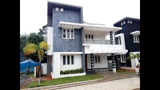 Budget Price villas in ernakulam 51 Lakhs- 4 cent 1600 sqft 3 bhk Close to Main road and wide roads