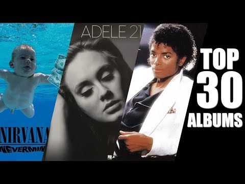 BEST SELLING Music Albums All Time Comparision | Adele, Celine Dion, Michael Jackson, Beatles