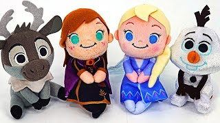 The witch locked  Frozen2 friends in jail! Rescue our friends with Elsa&Anna! | PinkyPopTOY