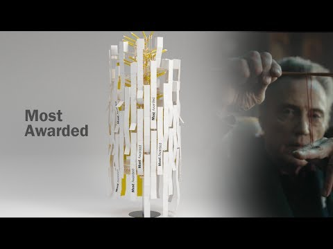 D&AD Most Awarded Production Company - Bacon