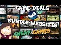 Game Deals & Bundle Websites