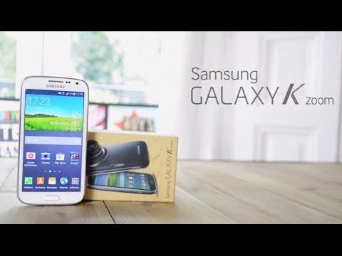 Análisis y review Samsung Galaxy K Zoom en español