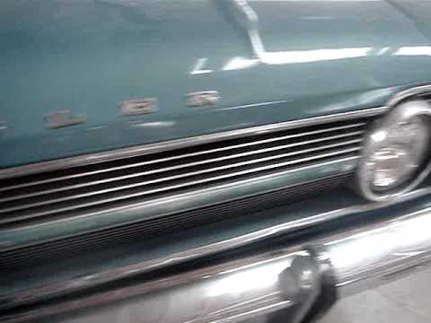 1965 AMC MARLIN 2-DOOR FASTBACK,  THREE YEAR RUN