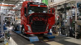 Download TTMtv Vlog #35 - How to build a Volvo truck... (in just four minutes!) Mp3 and Videos