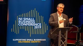 Keynote @ NI Small Business Conference 2019