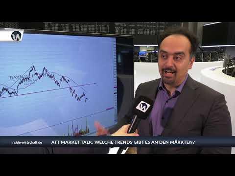 ATT an der Börse in Frankfurt - Experten Interview mit Manuel Koch von Inside Wirtschaft