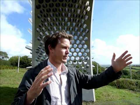 Interview with Luke Jerram about Aeolus.wmv