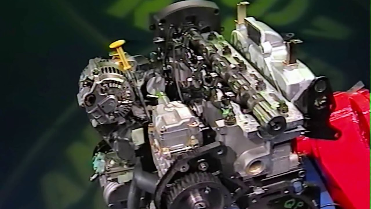 Diesel Engine Working >> Land Rover - Freelander (L314) - 'L' Series Diesel Engine (1998) - YouTube