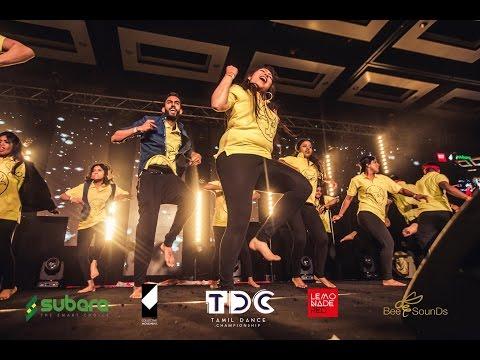 City University | Tamil Dance Championship 2017 | Live show | #TDC2017