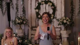 Emily's Maid of Honor Speech