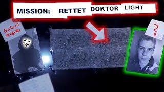 FLEXI und KMAN RETTEN DOKTOR LIGHT aus den FÄNGEN vom GAME MASTER !!!