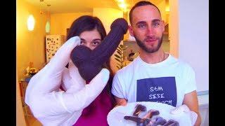 Как сделать Шоколадный член БЕЗ САХАРА | Dimari Sweet | Видео урок
