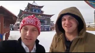 Поездка в Улан-Удэ к Лама Итигэлова жив спустя 80 лет после смерти
