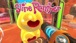 Slime Rancher - NEW Quantum Slime and Ancient Ruins! (Gameplay / Playthrough)