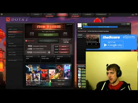 Twitch Q+A with Purge