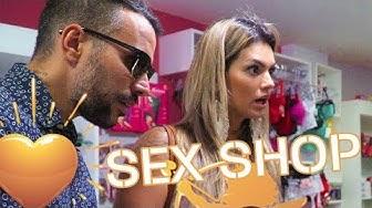 SEX SHOP | SHIPPEI #MILLY com MICO FREITAS