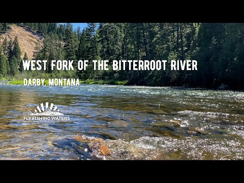 Fly Fishing The West Fork Of The Bitterroot River In Montana | Fly Fishing Waters