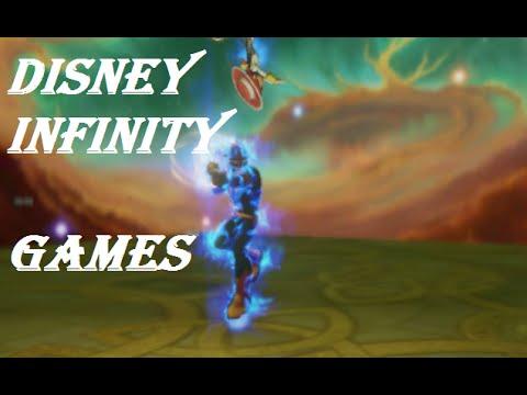 Disney Infinity Games - Season 2! Episode 24: Jessie vs. Nova |
