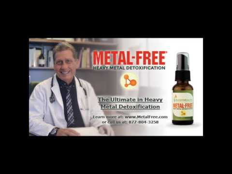 Metal-Free - The Ultimate in Heavy Metal Detoxification