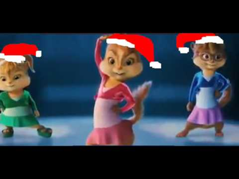 Alvin And The Chipmunks ( Chipettes ) Christmas Tree Lady Gaga HD ...