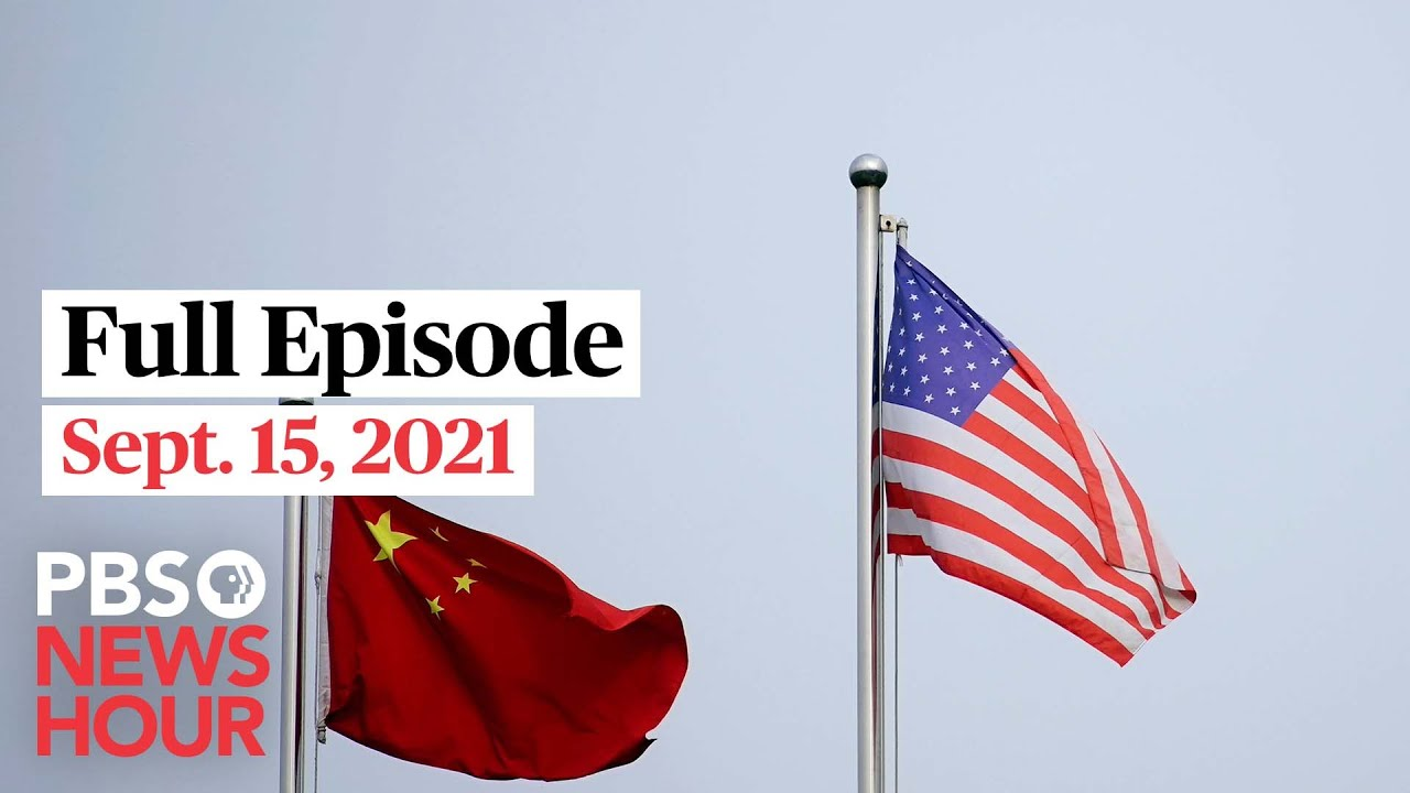 Download PBS NewsHour West live episode, Sept. 15, 2021