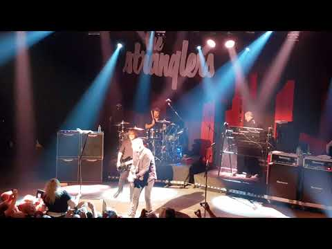 THE STRANGLERS (Nice'N Sleazy) AU TETRIS-LE HAVRE-27/11/17