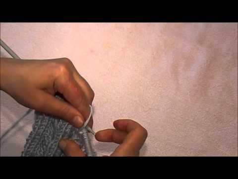 видео: Женский жилет спицами ( полочка ,  вывязываем пройму ,часть 2 )
