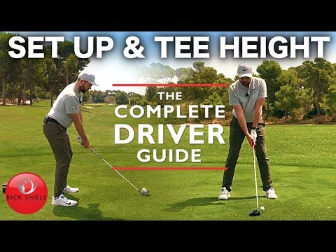 SET UP & TEE HEIGHT FOR DRIVER! THE COMPLETE DRIVER GUIDE