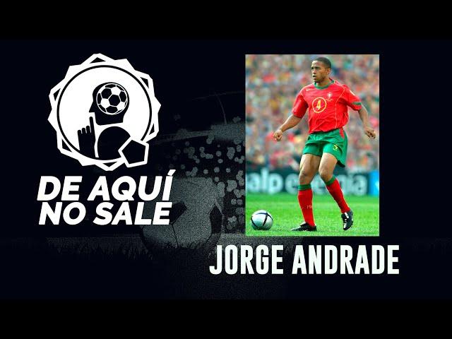 De Aquí No Sale - Jorge Andrade