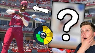 I DRAFTED THE MOST POWERFUL HITTER IN THE GAME MLB THE SHOW 19 BATTLE ROYALE