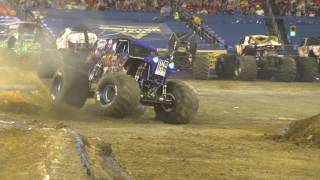 Son uva Digger Driver Ryan Anderson's Freestyle from Nashville 2017